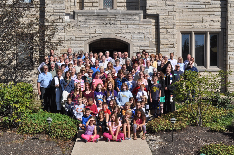 All Church Photo Rally Day 2015
